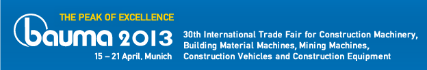Bauma International Trade Fair for Construction Machinery