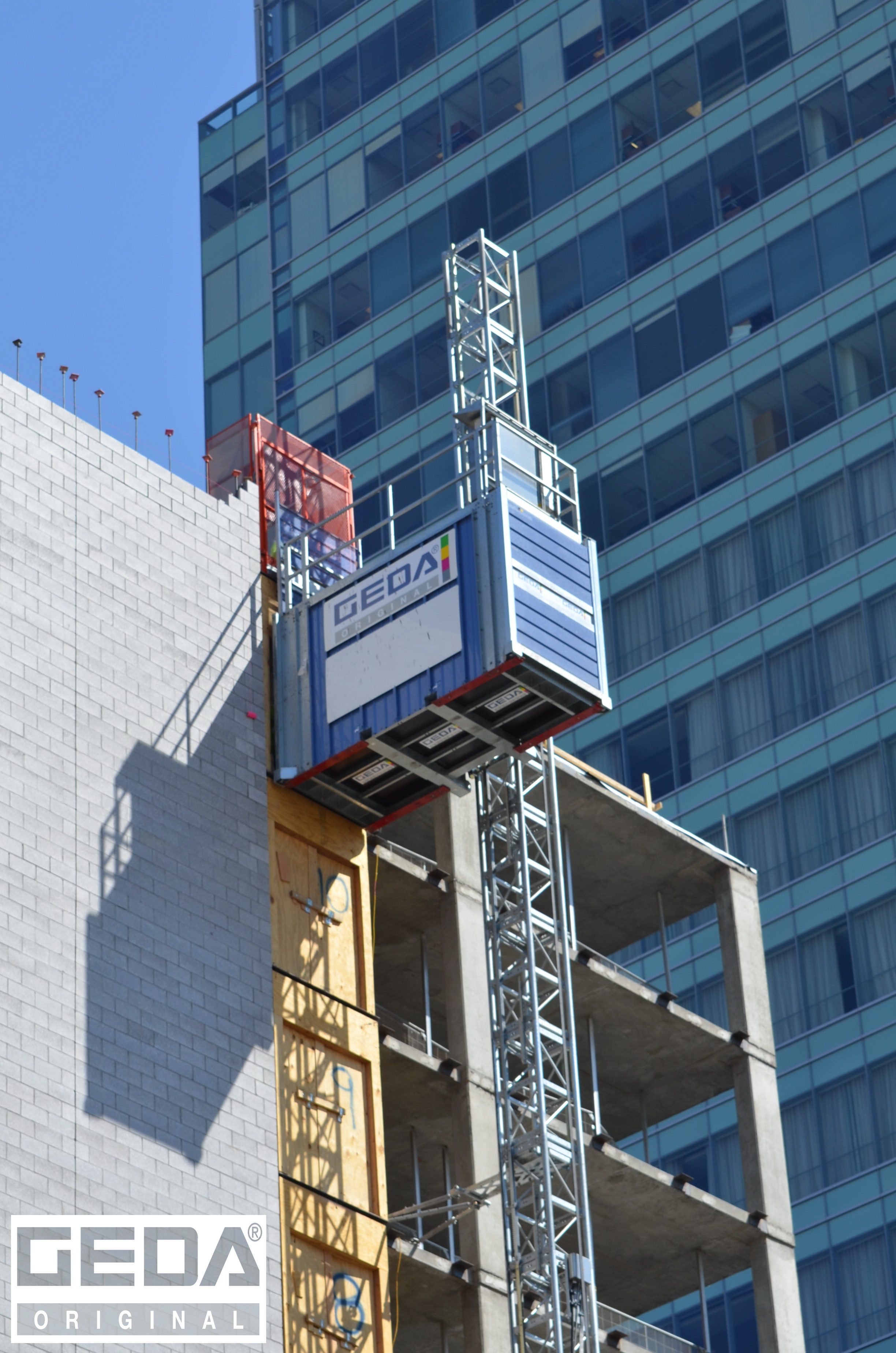 Industrial Personnel Hoist Systems - Heavy Duty Personnel