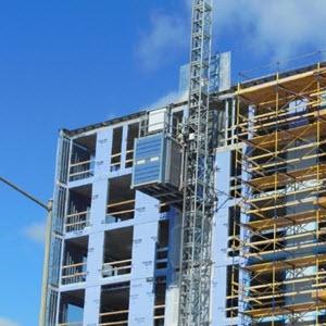 Construction Elevator Rentals - Temporary Construction Hoist