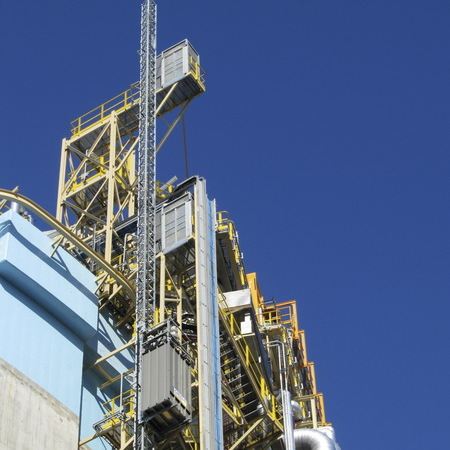 explosion proof lifts