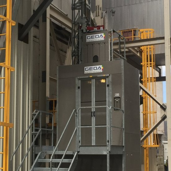 elevators for power industry