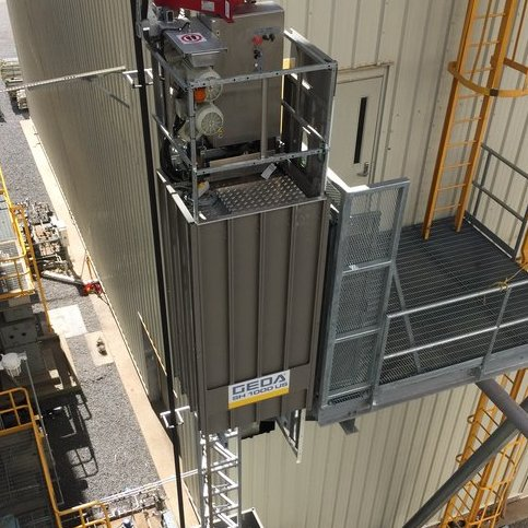 power generation elevator