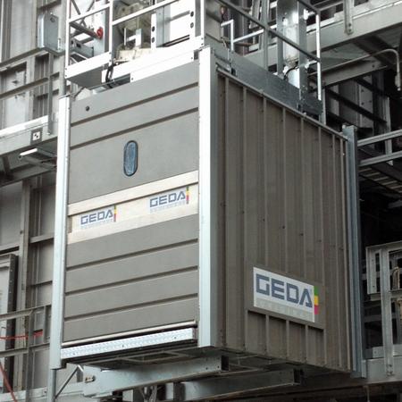 Explosion Proof Elevator - Demolition Elevators | GEDA - USA