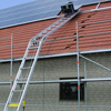 Solar Panel Ladder Hoist