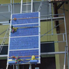 Solar Panel Ladder Lift