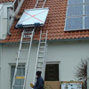 Lifting Solar Panels