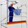 Industrial Top Mounted Scaffolding Hoists